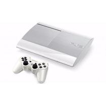 Ps3 Playstation 3,500gb 50 Juegos Nueva Garantia. Online