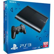 Play 3 500 Gb ¡¡nueva Y Original!!