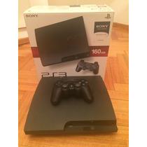 Playstation 3 160gb Excelente Estado (precio Negociable)