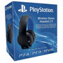 Auriculares Headset Gold Wireless Sony Ps4/ Ps3