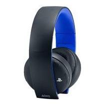 Gold Wireless 7.1 Stereo Headset Sony Apto Ps4 Ps3 Pc Mac