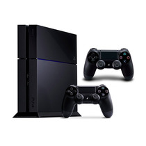 Playstation 4 Ps4 500gb 2 Joystick 12 Cuotas S/interes!!!
