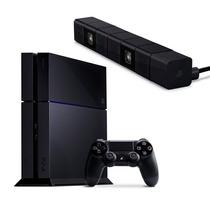 Playstation 4 Ps4 500gb + 1 Joystick + Ps4 Camara!! Gtia!!