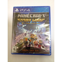 Minecraft Story Mode Ps4 Fisico