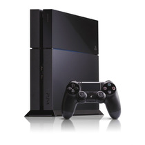 Sony Playstation 4 500gb Jet Black Garantia Sony Oficial