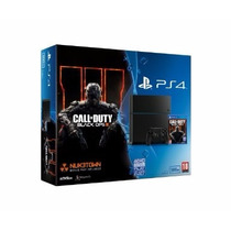 Playstation 4 500gb + Juego Fisico Call Of Duty Black Ops 3