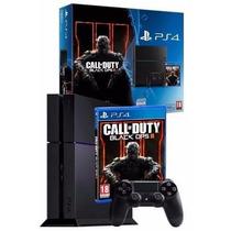 Consola Ps4 Black Ops 3 Nueva En Caja