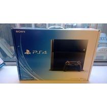 Ps4 Playstation 4 Caja Cerrada Envios Todo El Pais, Garantia