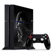 Play 4 Consola Star Wars Ed. Deluxe + Cd De Juego+ Joystick