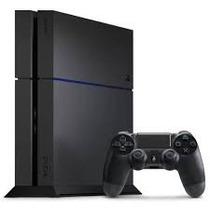 Consola Ps4 Sony Play4 Modelo Cuh-1215 Cuotas S/interes-gtia