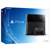 Ps4 Sony Playstation 4 500gb Nueva En Cuotas Sin Interes!!!!