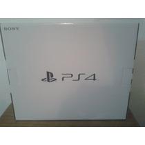 Consola Playstation 4 Cuh-1215a - Ps4 + 5 Juegos