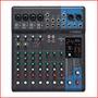 Mixer Yamaha Mg10xu 10ch,4xlr,usb+compresor+24fx- En Palermo