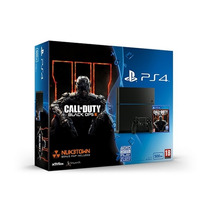 Ps4 500 Gb + Call Of Duty Black Ops Iii