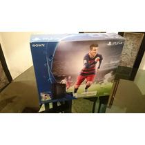 Combo Play Station 4 Ps4 500gb Más Fifa 2016. Nueva
