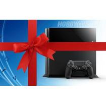 Playstation 4 Ps4 500gb+juego A Elegir. Preg X Envio Gratis