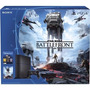 Playstation 4 Ps4 500gb - Star Wars Edition - Battlefront -