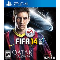 Fifa 14, Playstation 4, Juego De Futbol, Mercado Pago_1
