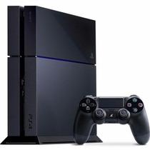 Playstation 4 Ps4 500gb + Joystick Dualshock 4 + Uncharted