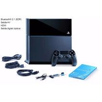 Console Playstation 4 500gb +1joytickdual