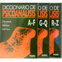 Diccionario De Psicoanálisis - 3 Tomos - Laplanche, Pontalis