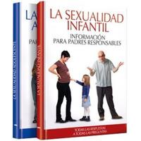 La Sexualidad Infantil Y Adolescente - 2 Tomos + Cd-rom
