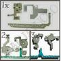 Repuesto Flex Botones Boton Original Psp 1000 2000 3000 3m