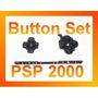 Repuesto Botonera Completa Psp 2000