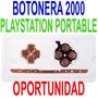 Repuesto Botones Botonera Original Psp 2000 Slim Bronce