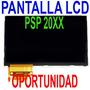 Nueva Pantalla Original Lcd Para Psp Slim 2000 Series Gtia