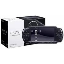 Sony Psp 3001 Flasheada + Memory Stick 4gb + 3 Juegos