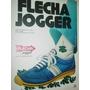 Publicidad Antigua Zapatillas Flecha Jogger Alpàrgatas Mod1