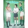 Publicidad Clipping Remeras Adidas Gatic Jugadores Futbol