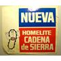 Antiguo Calco Homelite Moto Sierras Usa. 1970 Nuevo.vintage