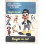 Antigua Publicidad Rayito De Sol Walt Disney