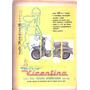 Antigua Publicidad Moto Rondinela Guizzo Vicentina
