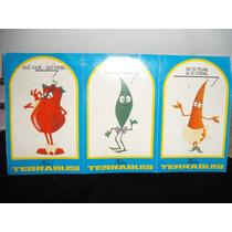 Terrabusi Publicidad De Fideos Auto-adhesiva