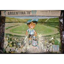 Antiguo Cartel Original Mundial 78