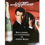 Carteles Antiguos Chapa 20x30cm James Bond Champagne Dr-189