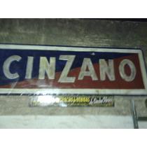 Gran Cartel De Cinzano (unico!)