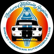 Carteles Antiguos Chapa 50cm Mustang Shelby Cobra Au-103