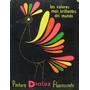 Pintura Dialuz Fluorecente Publicidad En Carton Original (y)