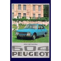 Carteles Antiguos Chapa 60x40cm Peugeot 201 301 Au-632