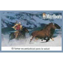 Carteles Antiguos De Chapa Gruesa 20x30cm Marlboro Ci-044
