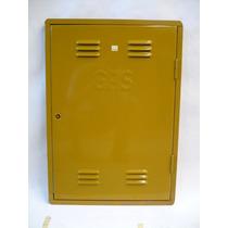 Puerta De Gas Certificada De 40 X 50 Cm Pintura Epoxi