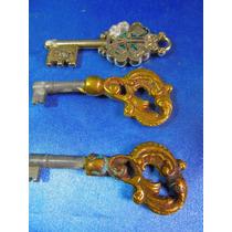 El Arcon Antiguas Llaves Para Mueble Y/o Puerta Lotex3 11508