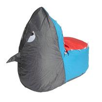 Divertido Puff Fiaca Tiburon Dormitorio Niño Morph