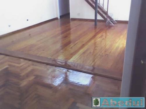 Pulido y plastificado hidrolaqueado de pisos de madera - Trabajo piso pareja opiniones ...