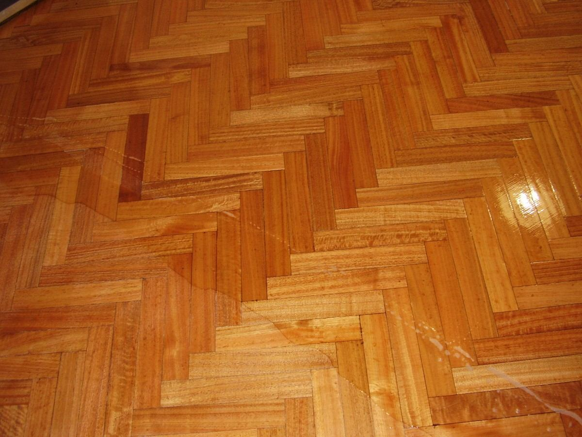 Hidrolaqueado pisos de madera