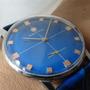 Reloj Certina ,nada Que Envidiar A Omega O Girard Perregaux.